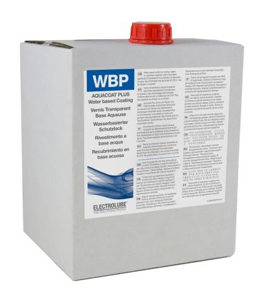 Electrolube White 5 L Conformal Coating for Dipping,