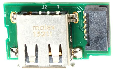 USB connector adapter