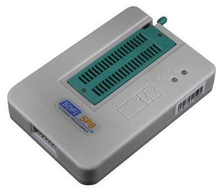 Seeit FLYPRO-SP8-B, Universal Programmer / Copier for DataFlash, Serial  EEPROM, Serial SPI FLASH, ZIF40 Socket and ICSP