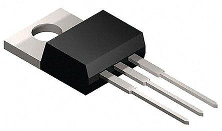STP12NM50 N-Channel MOSFET, 12 A, 500 V MDmesh, 3-Pin TO-220 STMicroelectronics