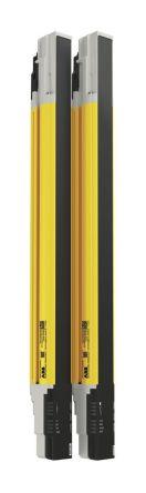 Light Curtain, Sender & Receiver, 64 Beams, 30mm Resolution