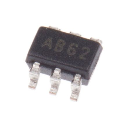 NCS199A1SQT2G ON Semiconductor, Current Sense Amplifier Single Rail to Rail 6-Pin SC-70