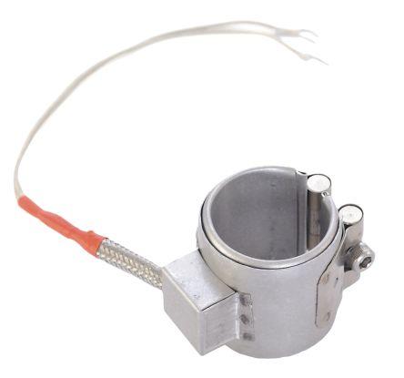 Nozzle Heater, 38x38mm, 235W, 230V
