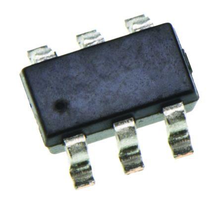 DiodesZetex AP3125AKTR-G1, PWM Current Mode Controller, 350 mA, 70 kHz, 10 → 25 V, 6-Pin SOT-26