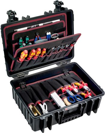 rs pro rs pro pp tool case with 2 tool boards 921 2763 rs malta online. Black Bedroom Furniture Sets. Home Design Ideas