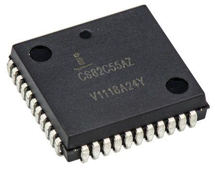 Renesas Electronics CS82C55AZ96, IO Controller 3-USB, 44-Pin PLCC
