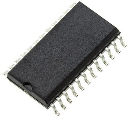 Renesas Electronics HIP4086ABZ Hex Three Phase MOSFET Power Driver, 1.5A 24-Pin, SOIC W