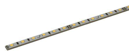 PowerLED R6-C2835-24-42-IP20, Rigid LED Strip, 42 White LEDs (6000K)
