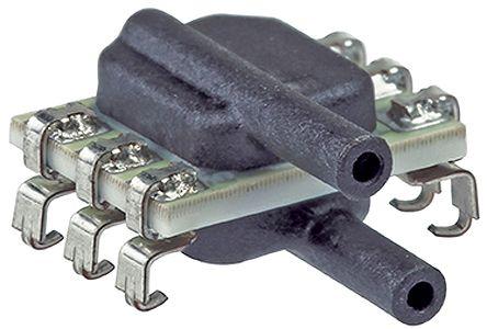 ABPMJJT015PGAA5 Honeywell, Piezoresistive Pressure Sensor 15psi 6-Pin SMT