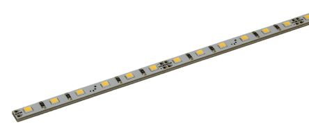PowerLED R6-W2835-24-42-IP20, Rigid LED Strip, 42 White LEDs (3000K)