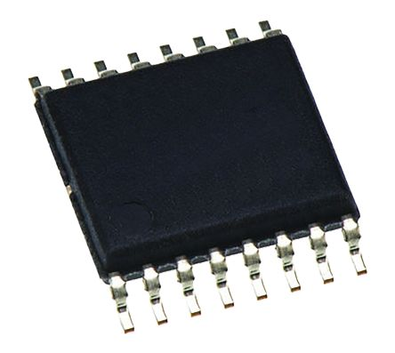 Texas Instruments CD74HC4050PWR, Hex-Channel Buffer, Converter, Non-Inverting, 16-Pin TSSOP