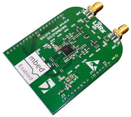 Semtech 433 MHz, 868 MHz LoRa Module for SX1276