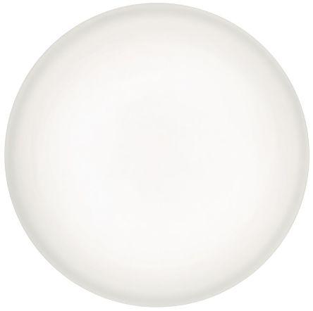Sylvania, 12 W Dome Warm White LED Bulkhead Light, Opal, 220 → 240 V, Acrylic, IP44, with White Diffuser