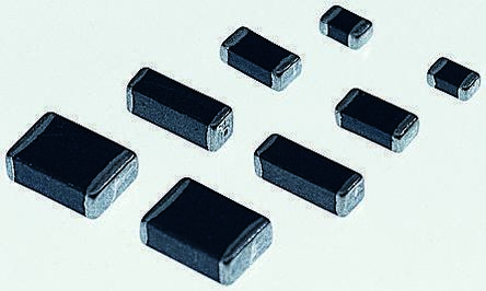 Wurth WE-CBF Series ±25% Ferrite Multilayer SMD Inductor, 0603 (1608M) Case, 200mA dc 450mΩ Rdc