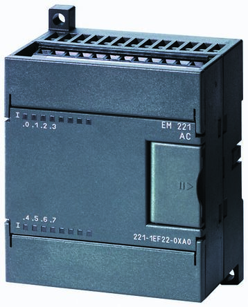 Siemens SIMATIC S7-200 Series PLC I/O Module 4 Outputs 24 V dc