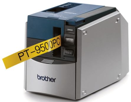 BROTHER P TOUCH 9500PC PRINTER DRIVERS WINDOWS XP