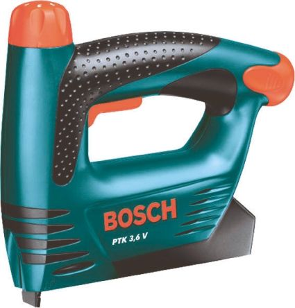 Fantastisk 0603968800 | Bosch PTK 3,6 V Søm- og hæfteklammepistol | RS Components CZ48