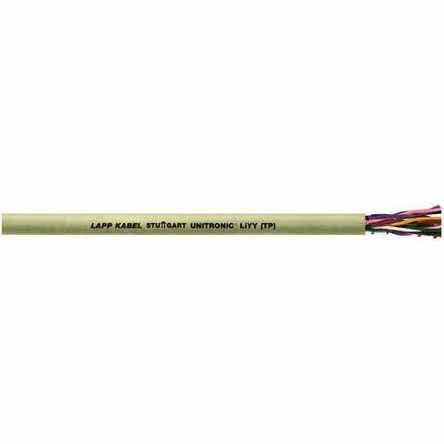 0035101 | Kabel, 2-paarig 26 AWG, Ø 4,8mm, U/UTP Schirmung, PVC ...