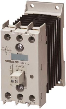3RF24401AC45 Siemens Siemens 40 A 3PNO Solid State Relay Zero