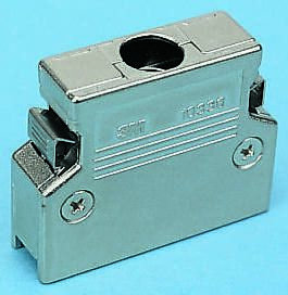 103 Series Die Cast Aluminium D-sub Connector Backshell, 36 Way, Strain Relief product photo