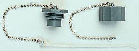 Amphenol, SL 61 Socket Dust Cap, Shell Size 20