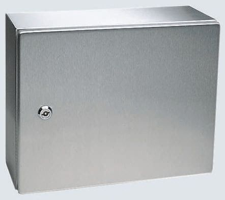AE IP66 Wall Box, 304 Stainless Steel, Unpainted, 380 x 600 x 210mm