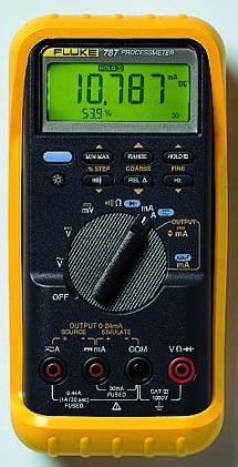 1641058 | Fluke 787 Handheld Digital Multimeter With RSCAL
