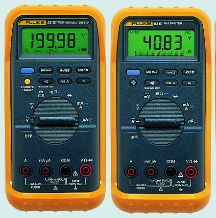 fluke 787b fluke 787b handheld digital multimeter 1a ac 1000v ac 1a dc 1000v dc fluke. Black Bedroom Furniture Sets. Home Design Ideas