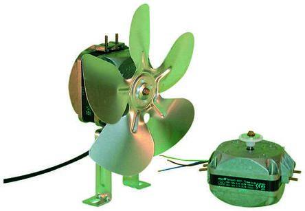 """Q motor kit, 36W, airflow """"V"""", 750m3/h"""