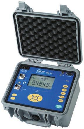 Model OM 16 Ohm Meter RS Calibration, Maximum Resistance Measurement 2500 O product photo