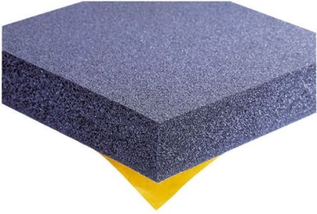 Adhesive Rubber Soundproofing Caoutchouc, 500mm x 500mm x 33mm product photo