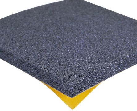 Adhesive Rubber Soundproofing Caoutchouc, 500mm x 500mm x 15mm product photo