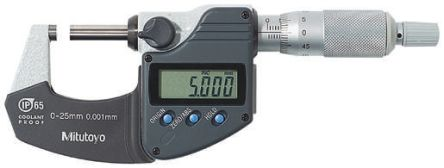 IP65 digimatic outside micrometer,0-1in