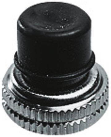 Push Button Boot, for use with 800 Series Push Button Switch,Black