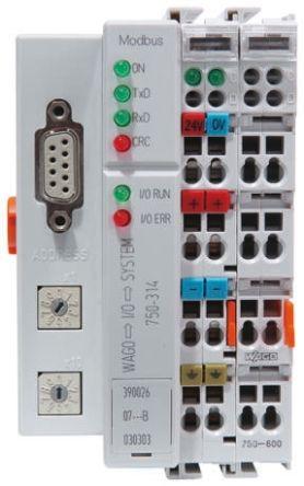 Wago750-333   power supply   capacitor.