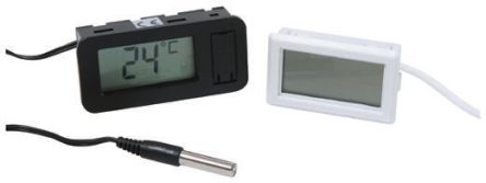 Eliwell TL 310 Digital Thermometer, 1 Input Panel Mount
