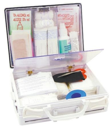 Carrying Case First Aid Kit for 12 people product photo
