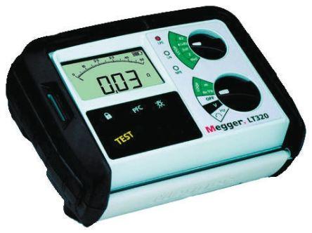 LT320-FR | Megger LT320, LCD Schleifenimpedanz Messgerät, 2-Draht, 3 ...