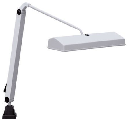 112349004 Waldmann Compact Fluorescent Desk Lamp 11 W Reach