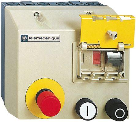 Gv2mck04 schneider electric enclosure for use with gv2 for Schneider motor starter selection guide