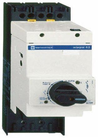 Schneider Electric 55 KW Automatic 3P DOL Starter 690 V Ac IP20