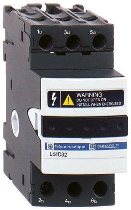 Ls1d323 sectionneur fusible schneider electric r f ls1d323 taille 10 x 38mm 25a 3 poles - Sectionneur porte fusible telemecanique ...