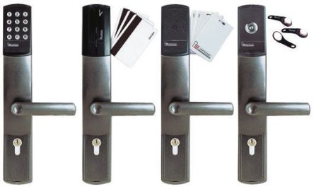 Electronic Code Lock product photo