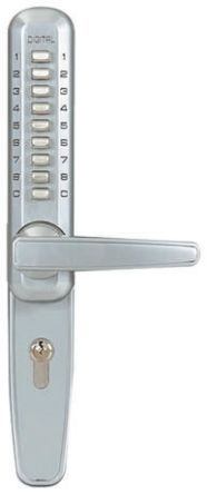 Aluminium Mechanical Varnished Code Lock product photo