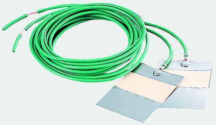 Antistatic, earth ground cord