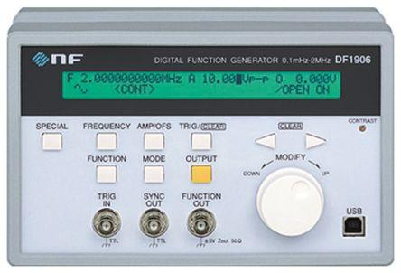 NF DF1906 Function Generator
