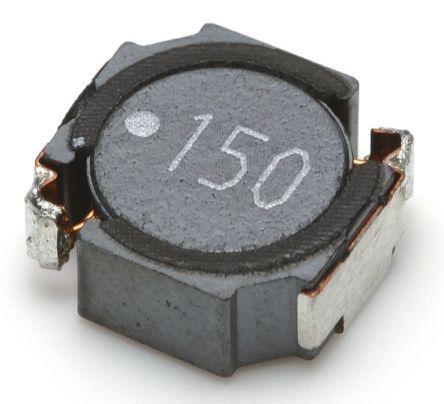 Shielded Wire-wound SMD Inductor 47 μH ±20% Wire-Wound 2.2A Idc