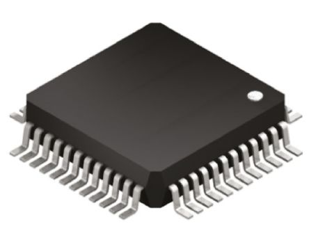 Atmel ATSAM3S2AA-AU, 32bit ARM Cortex M3 Microcontroller, 64MHz, 128 kB Flash, 48-Pin LQFP
