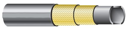 5m Double Layer Rubber/UHMW Cover Hydraulic Hose, 385 bar product photo