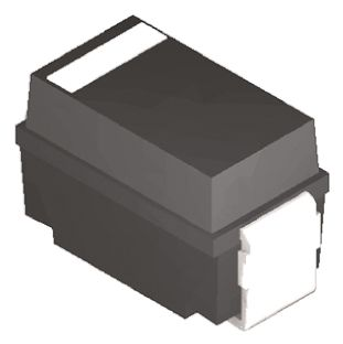 Diodes Inc 20V 3A, Schottky Diode, 2-Pin DO-214AC B320A-13-F
